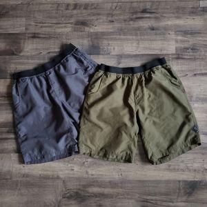 PrAna Mojo Shorts Bundle